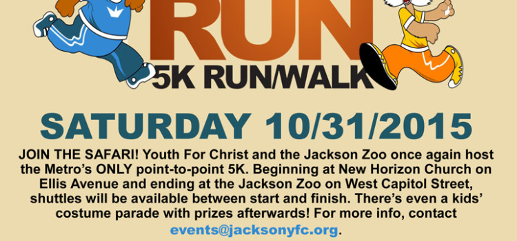 VOCM's On the Road to Health sponsors the 4th Annual 5K Zoo Run/Walk