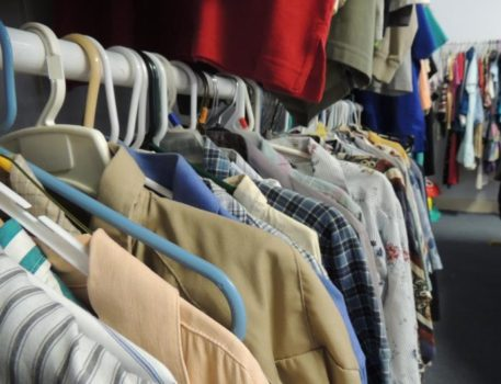 Consider Donating to our Thrift Store