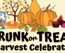 Trunk or Treat Harvest Celebration